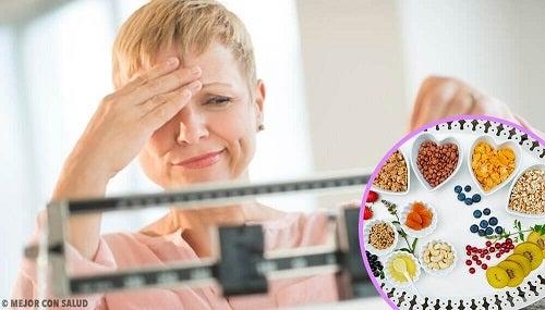 Cum poti slabi cand esti la menopauza si cum sa te mentii