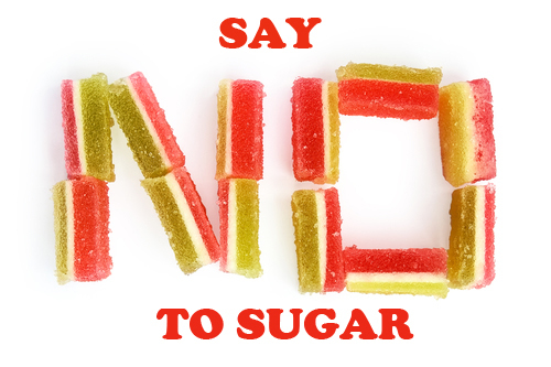 Am renunțat la zahăr, dar nu pierdere în greutate
