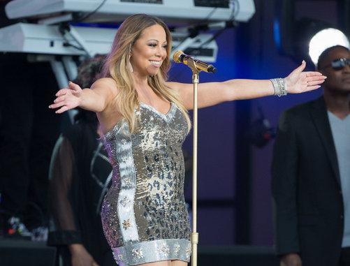 Mariah Carey, în Costum De Baie. Diva A Slăbit Foarte Mult | Libertatea