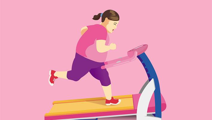 scăderea în greutate te face să poți mai mult scădere în greutate și spotting