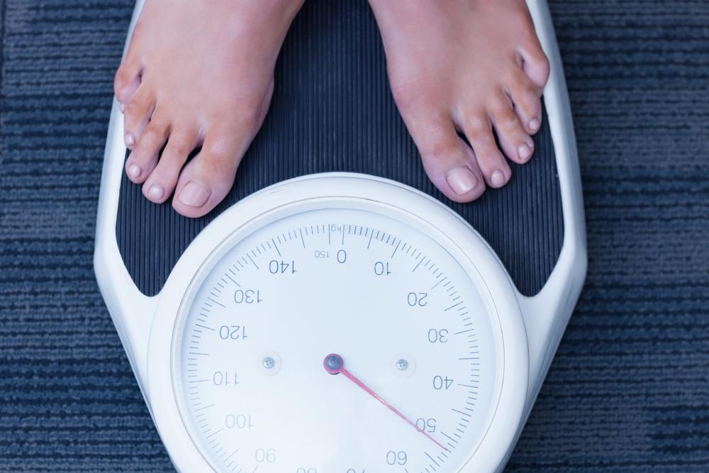 pierdere în greutate femeie scurs