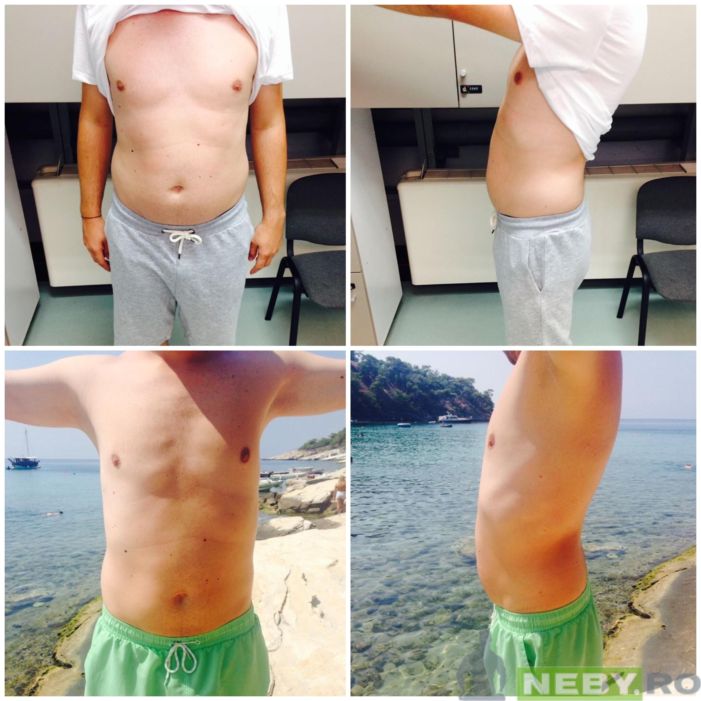 slăbește în 6 săptămâni Pierderea în greutate făcută pune