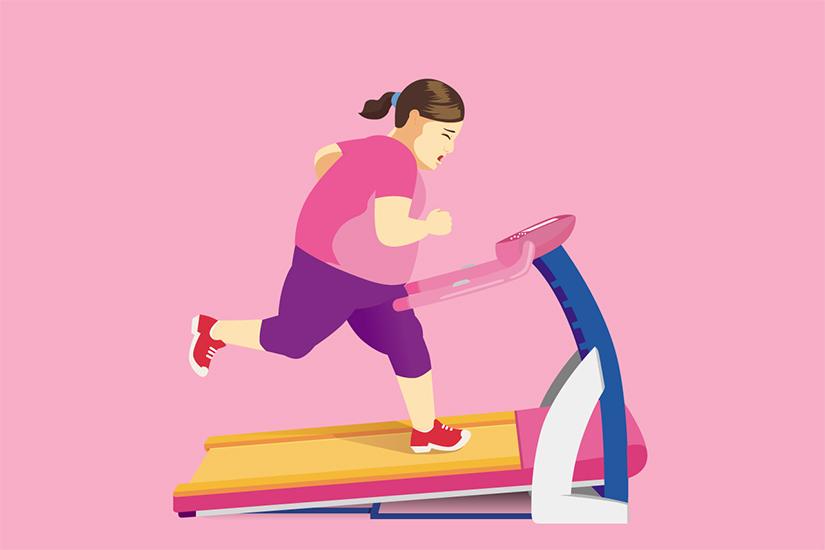 intervenții de scădere în greutate pentru adulții în vârstă obezi