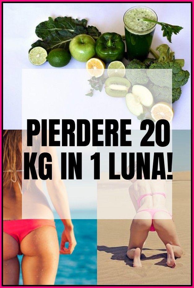 30 kg pierdere în greutate în 1 lună