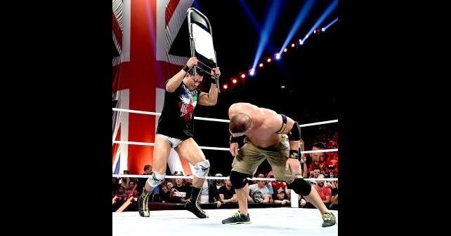VIDEO: Moment SOCANT in wrestling! Big Show, calcat cu Ferrari-ul lui Alberto del Rio!