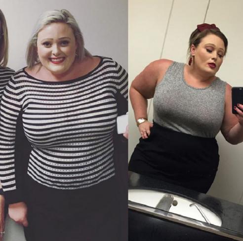 """In 5 luni am slabit 20 de kilograme"""