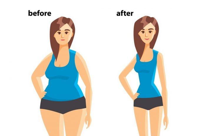 mai bine să slăbești sau să ai grăsime corporală Tirochinul te face să slăbești