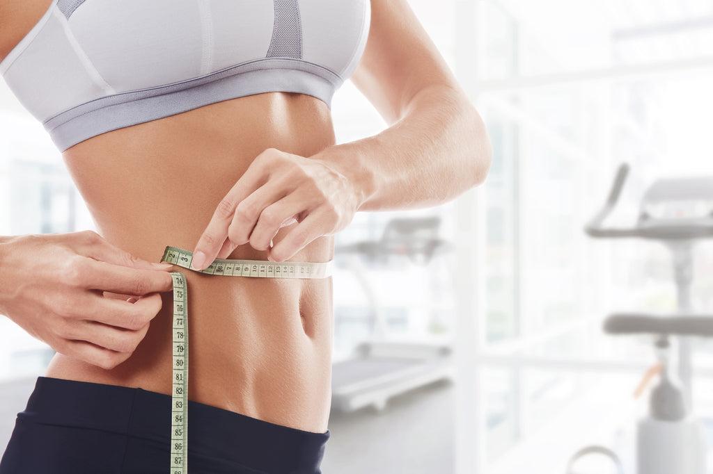 Punctele de control ale pierderii în greutate