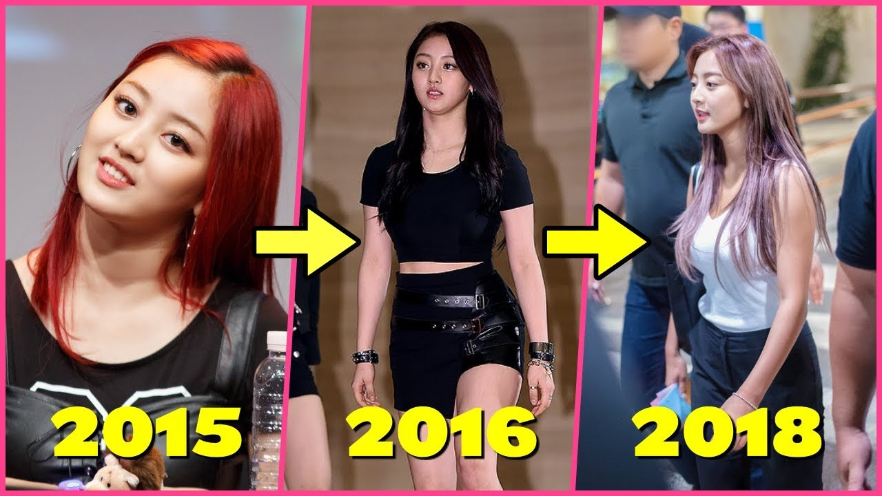 cum jihyo pierde în greutate