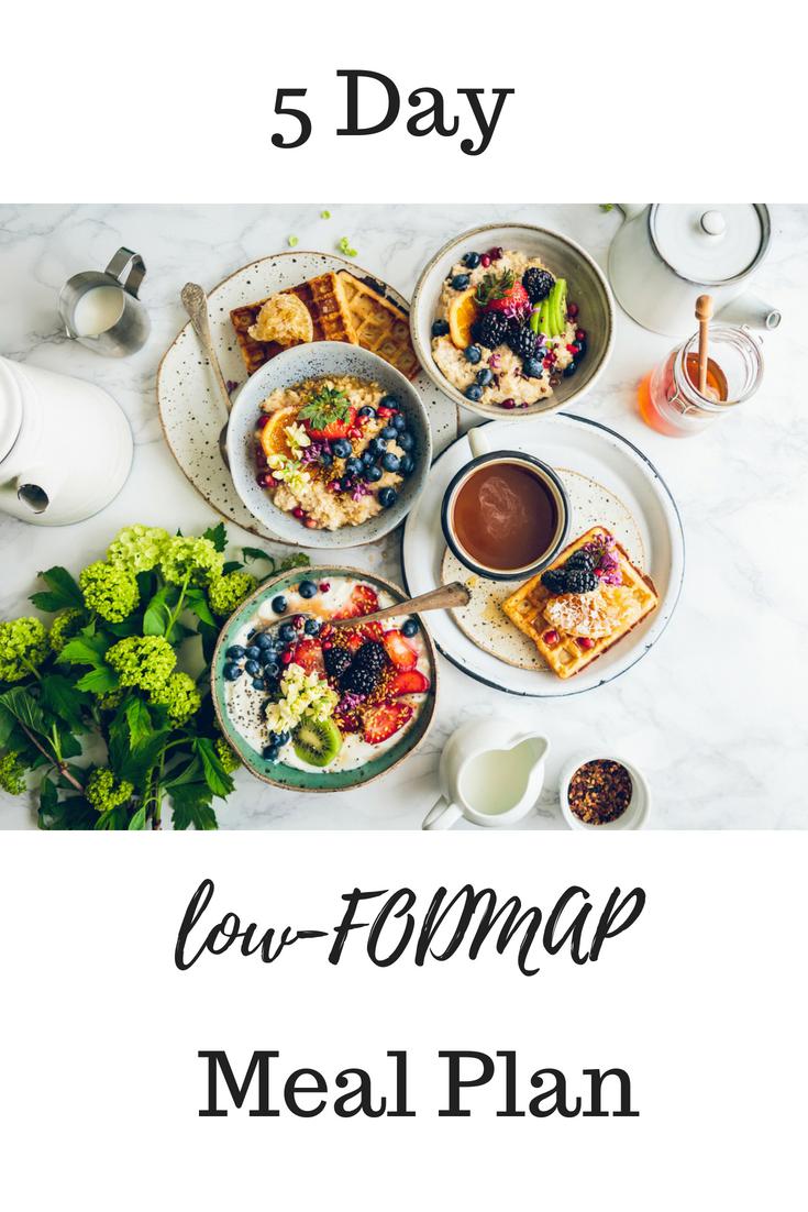 Dieta scăzută - FODMAP