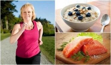 Cum de a pierde in greutate cu menopauza: sfaturi
