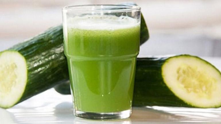 Băutură de slăbit folosind castraveți pierderea în greutate a supereroilor