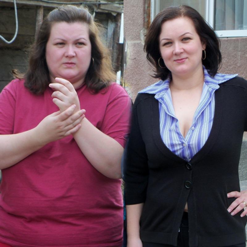 Pierdere în greutate de 25 kg în 2 luni