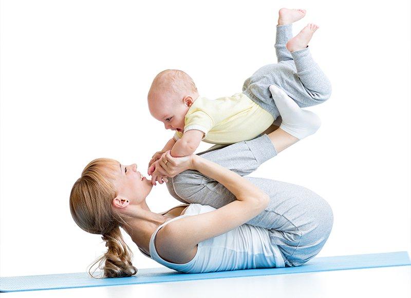 scădere în greutate și maternitate