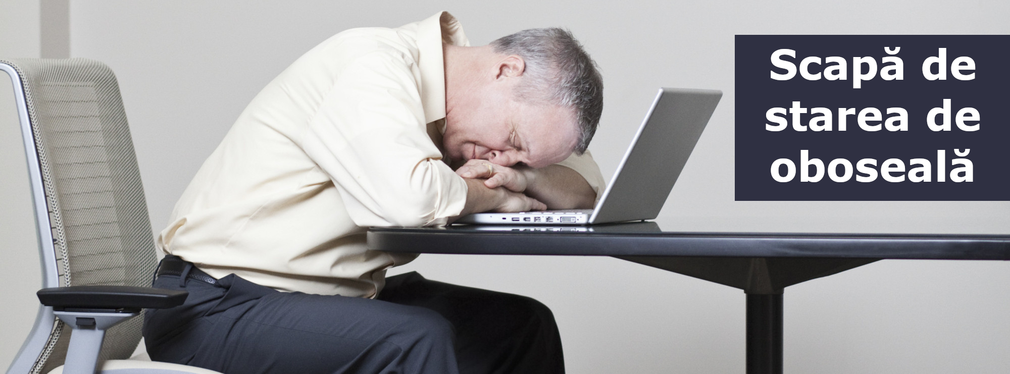 scădere severă în greutate și oboseală