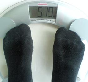 scădere crescută în greutate ck