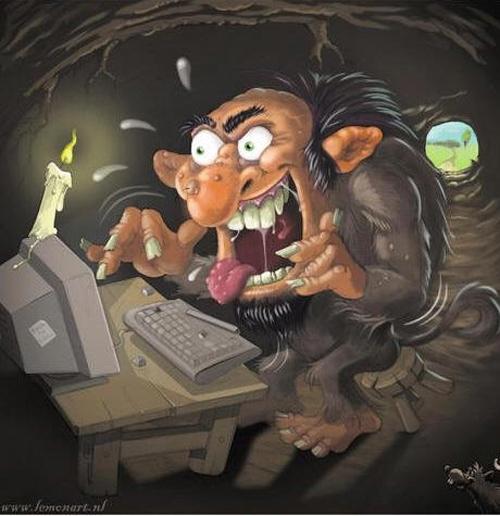 Pierdere în greutate internet troll arde foarte multe grăsimi