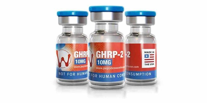 GHRP-2 O peptidă steroidică care stimulează GH!