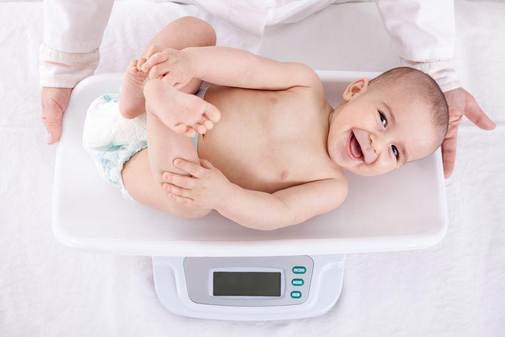 greutate ideala pt copil 6 ani