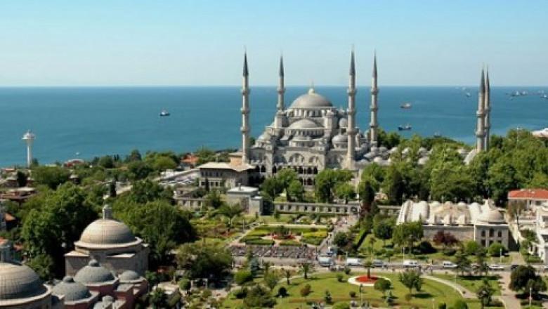 Noi imagini cu atacatorul din Istanbul