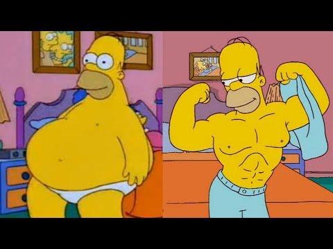 pierdere în greutate Homer Simpson ce înseamnă pierderea în greutate de tip c