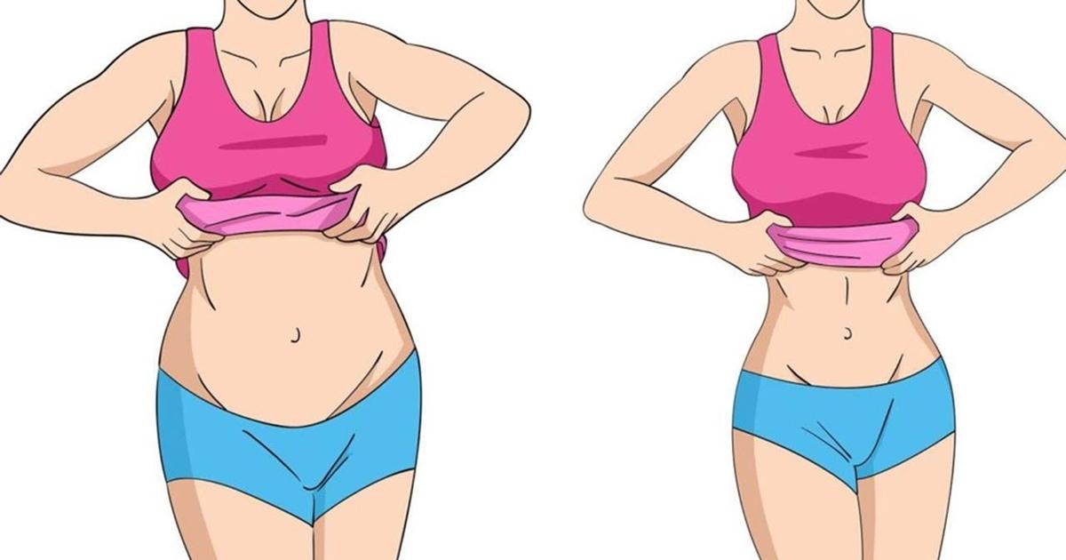 Grăsimea abdominală la menopauză - cauze și soluții - Sigina Pop