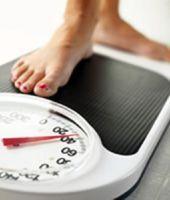 dacă pierderea în greutate