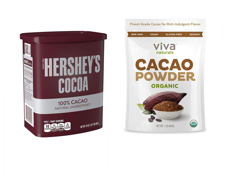 pierderea brută de cacao