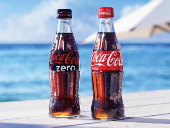 coca cola pierdere zero de grăsime pierdere în greutate tms