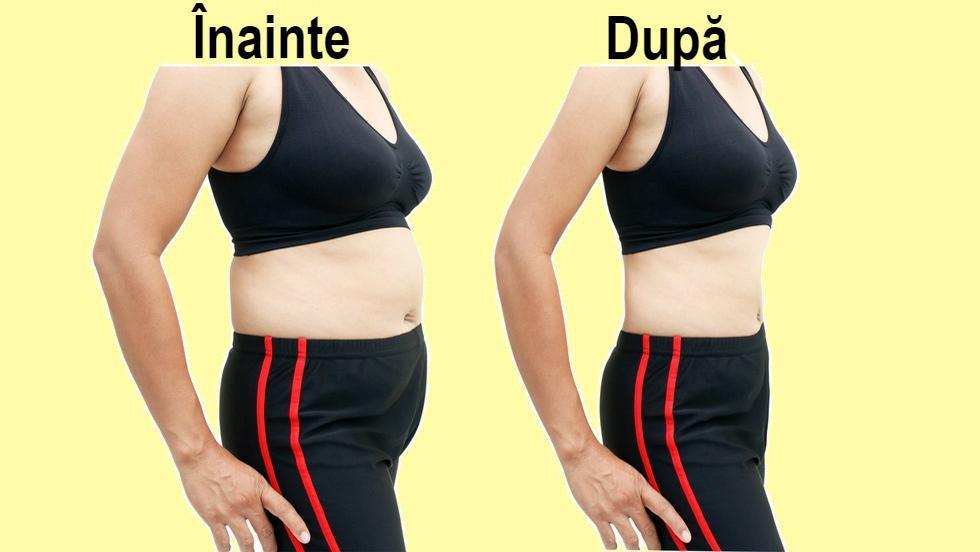 90 de zile de greutate de greutate înainte și după