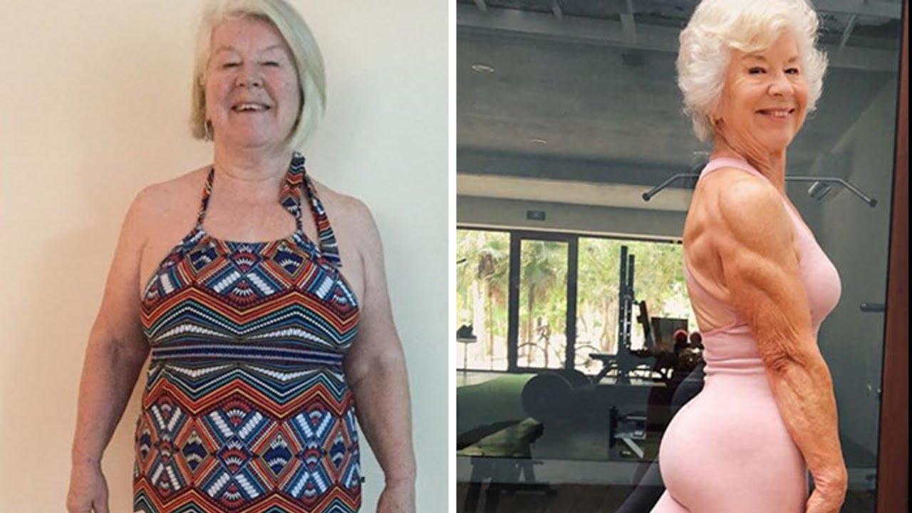 cum să slăbești în 60 de ani