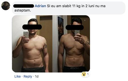 pierdere în greutate lincoln Povești de succes privind pierderea de grăsime corporală