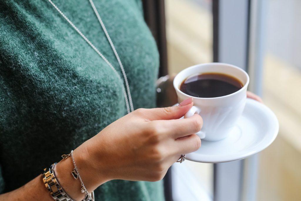 Pierderea în greutate a cofeinei