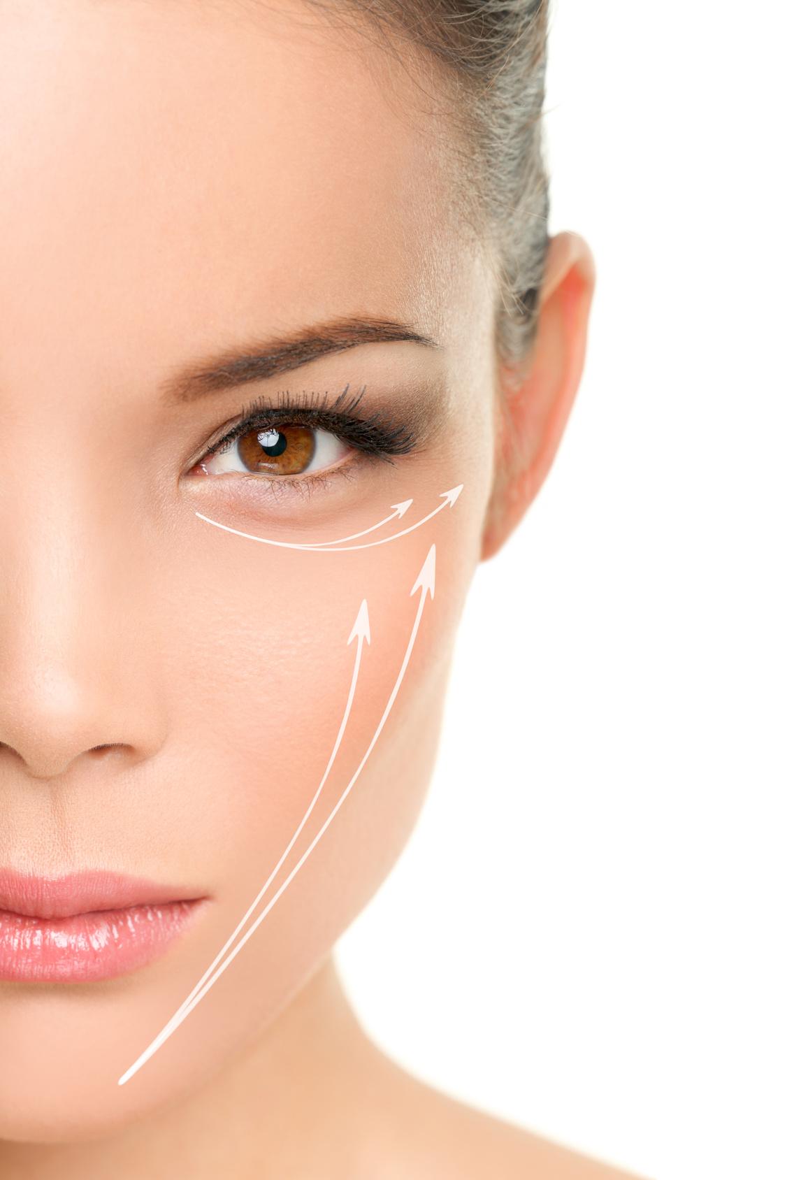 2 tipuri faciale slăbire masca slăbire bandaje faciale Barbie dubla ingrijire fata curele