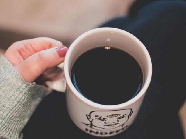 Cafea neagra cu ghimbir ajuta să piardă în greutate