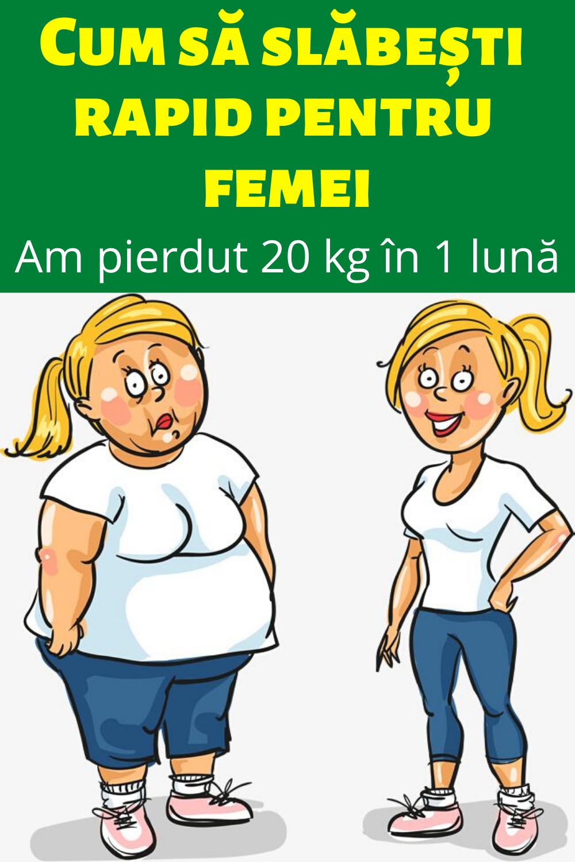 Pierdere în greutate de 1 lună mananca incarcatura si pierde in greutate