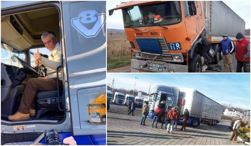 greutatea pierde șoferul camionului cum să pierdeți grăsimea cu lipo 6