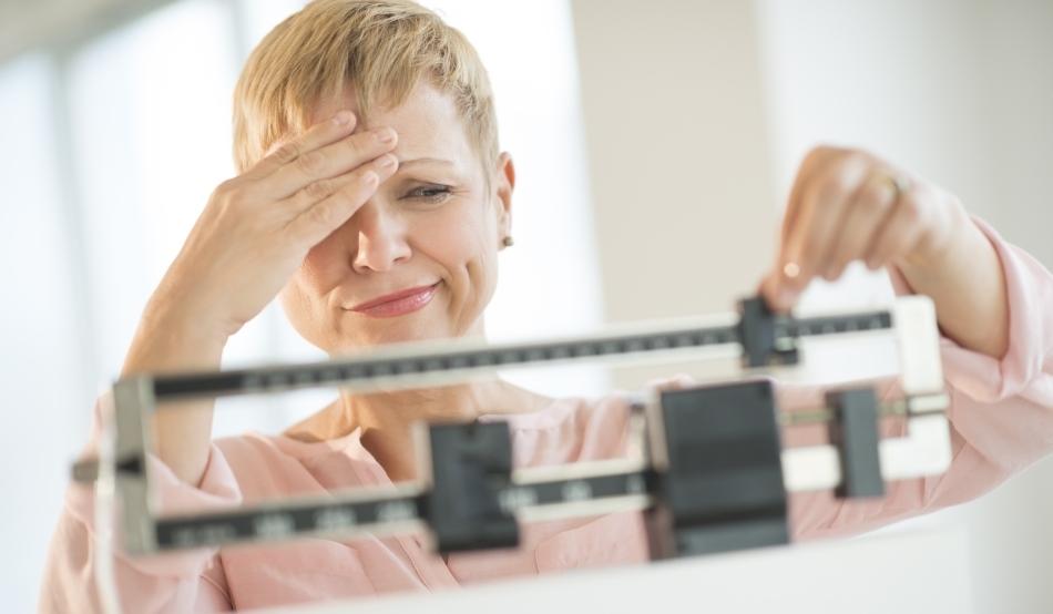 Un bărbat în vârstă de 34 de ani pierde în greutate