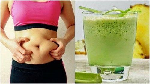 Ce băutură face pentru pierderea în greutate