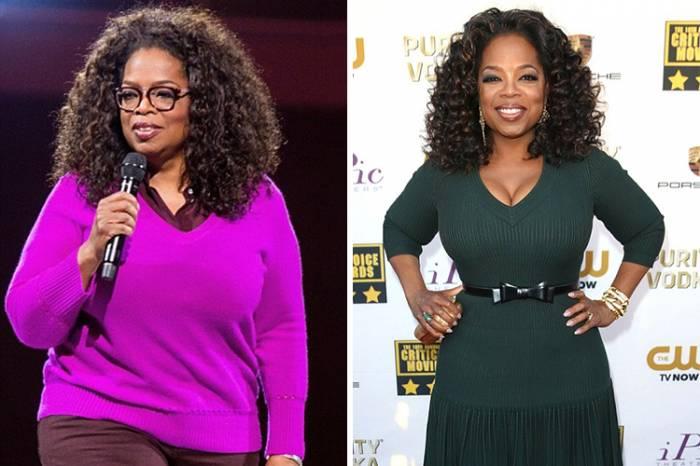 Prezentatoarei TV Oprah Winfrey ii e rusine ca are 91 de kilograme