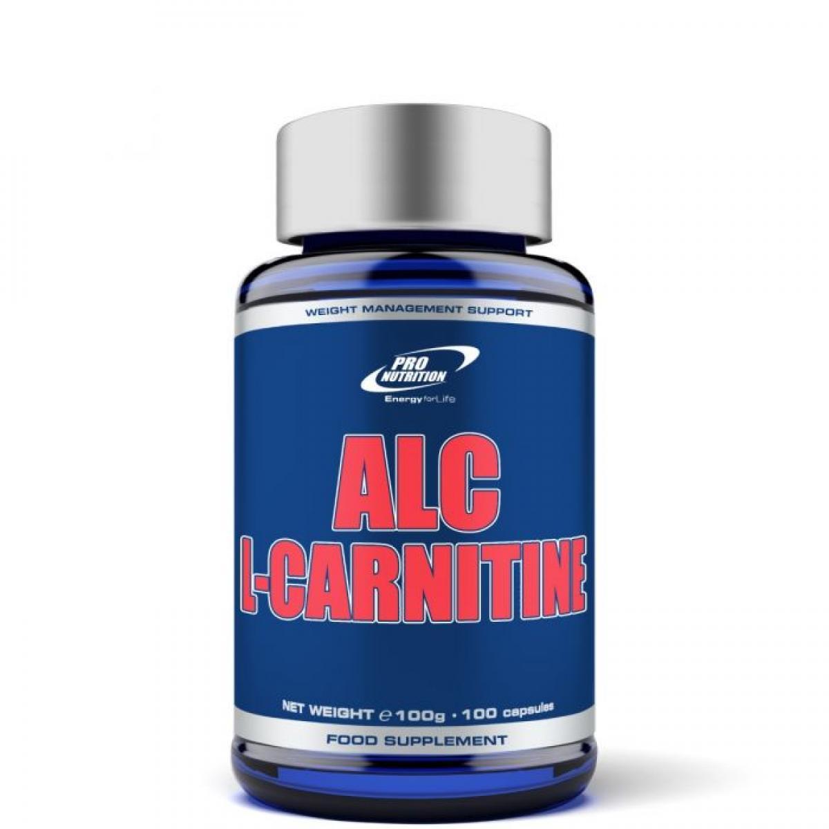 ALC L-CARNITINE – ProteineTOP