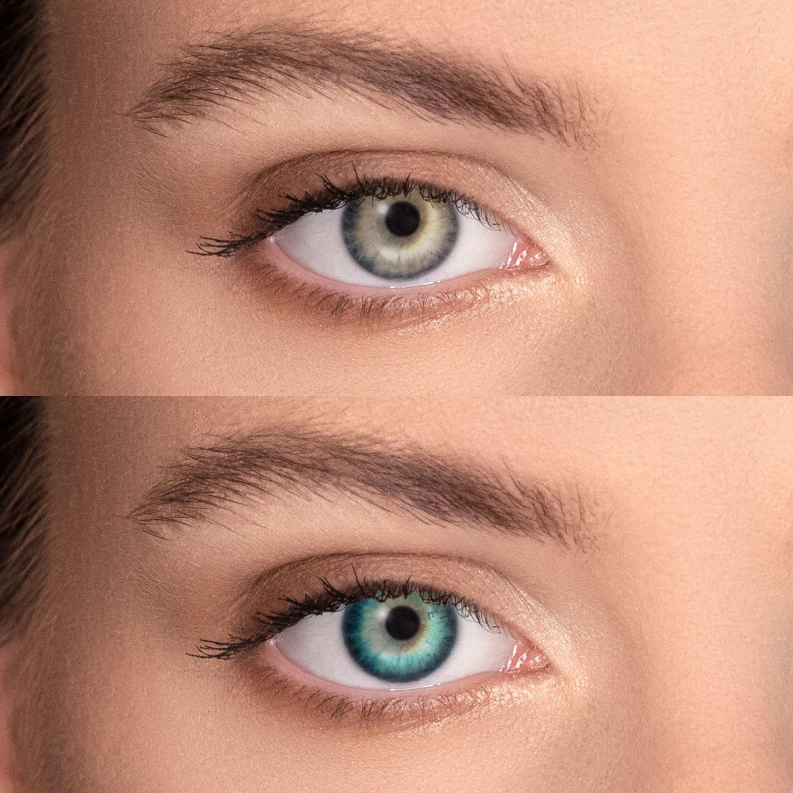 ochi de culoare închisă pierdere în greutate