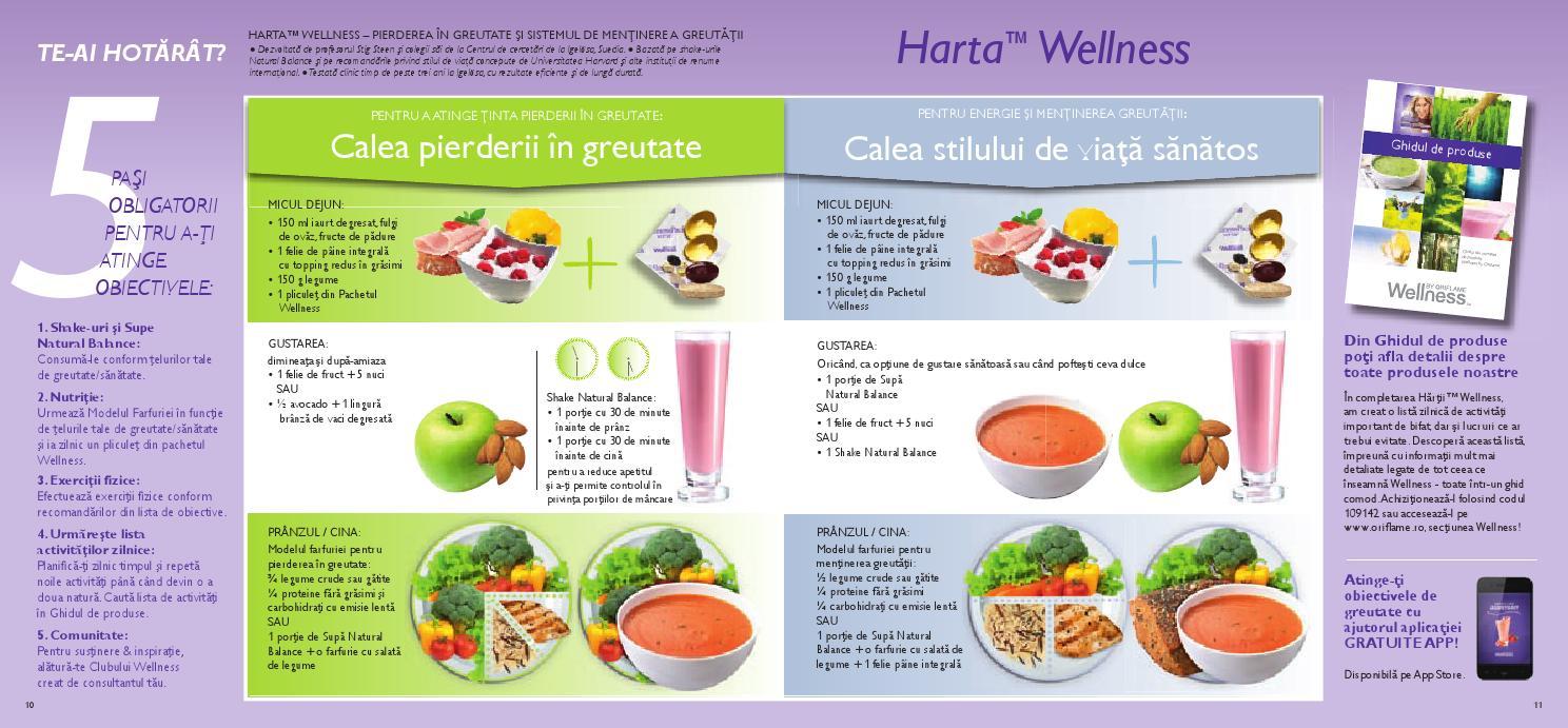 Centru de pierdere în greutate metabolică