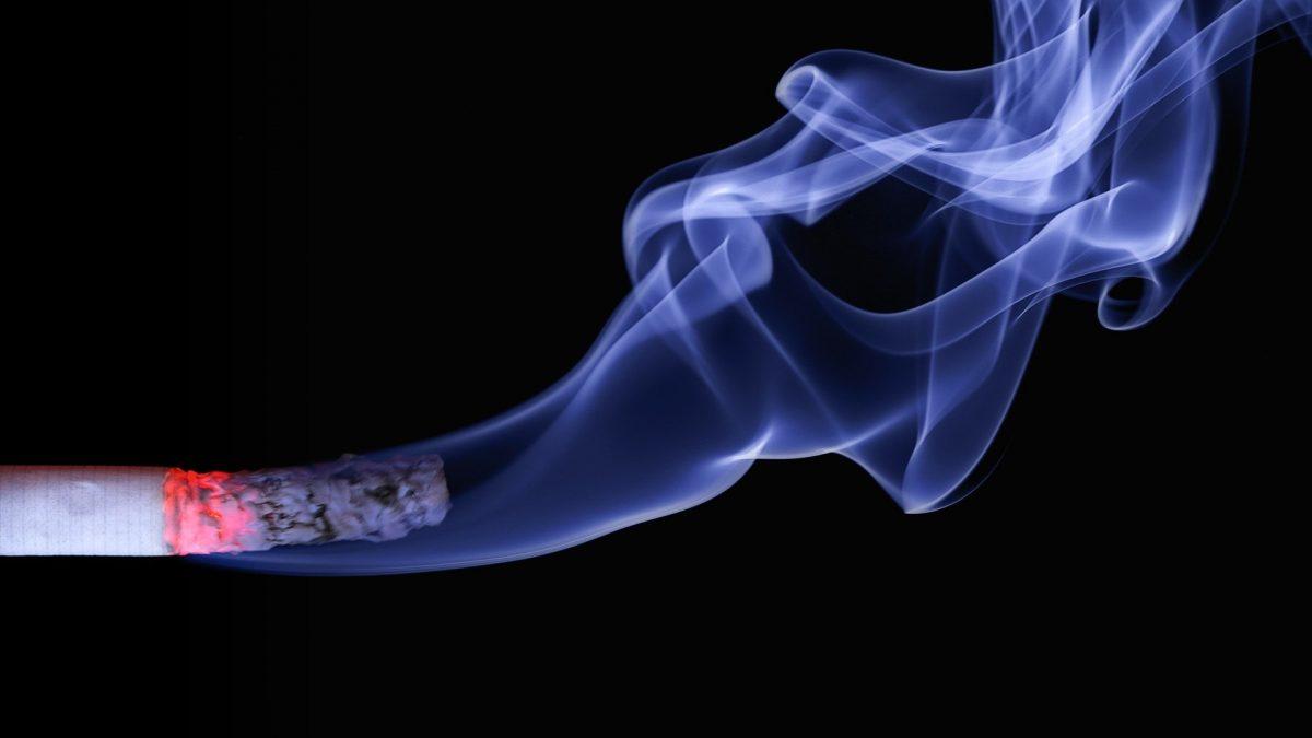 pierderea in greutate a fumului