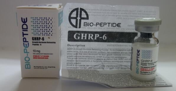 GHRP-6 Hilma Biocare
