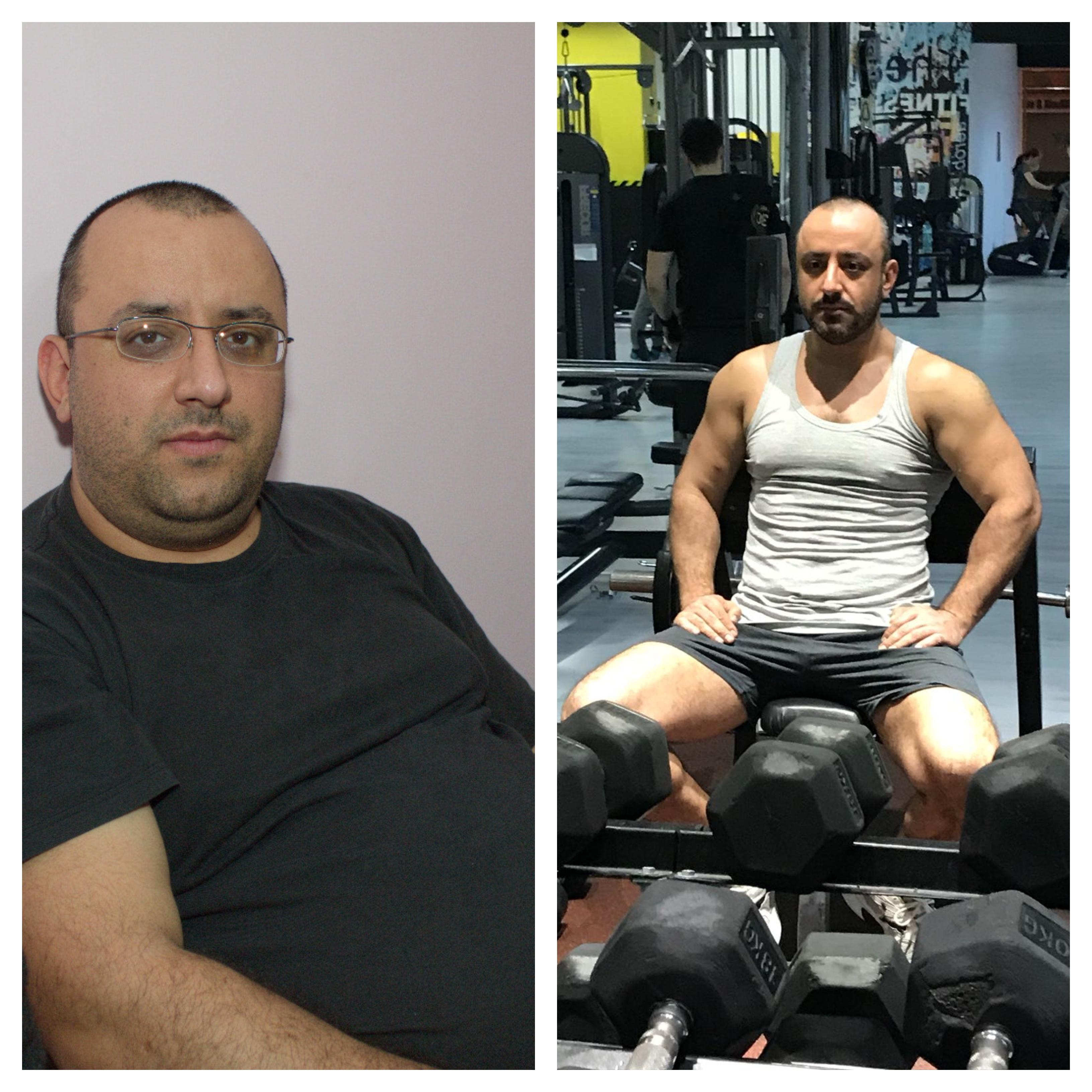 40 de kilograme povești de succes
