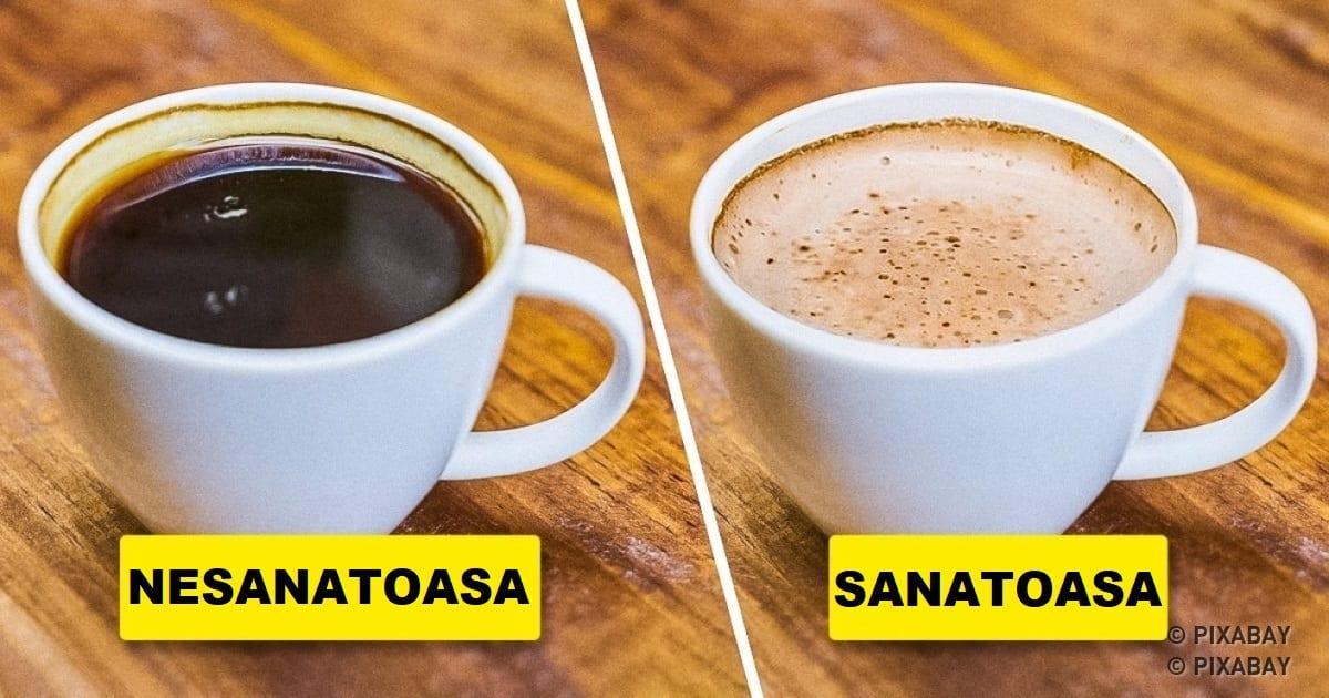 pierde în greutate bea cafea