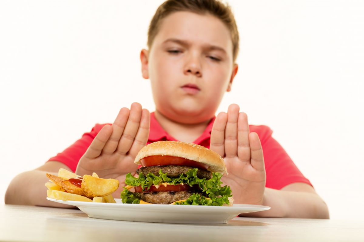 Copilul tau e obez? Ajuta-l sa slabeasca!