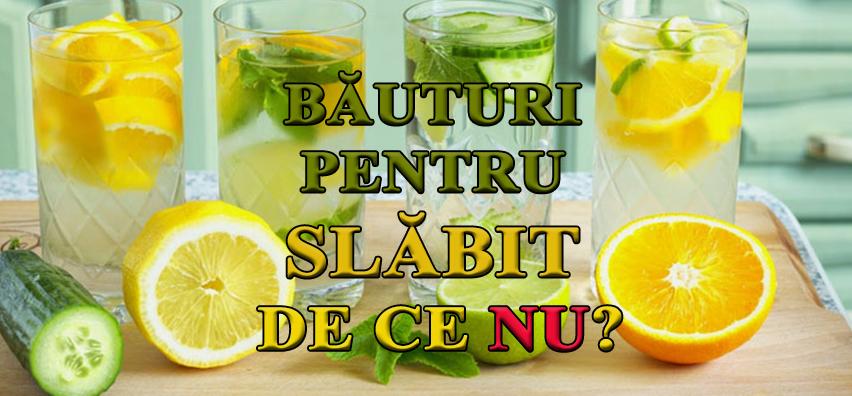 4 băuturi detoxifiante pentru slăbit - Doza de Sănătate