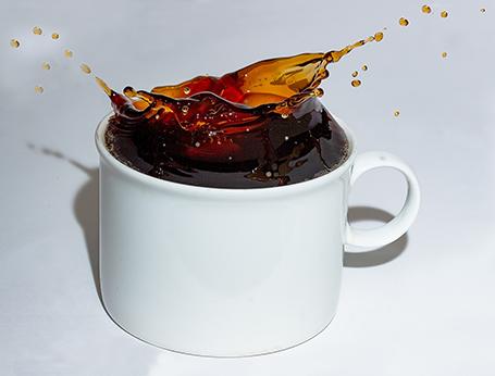 vizează cafeaua cu slăbire globală